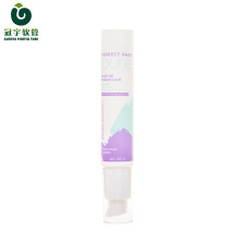 30ml cosmetic packaging plastic tube with pump cap